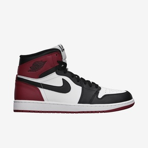 Air Jordan 1 OG Black Toe 黑脚趾(13年复刻版)555088-184