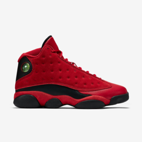 断码特惠!Air Jordan 13 What Is Love 大红 888164-601