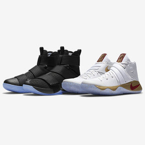 Nike Lebron Kyrie Game 3 Homecoming 925433-900