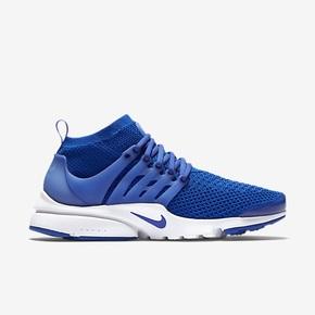Nike Air Presto Flyknit Ultra 蓝色 835570-400