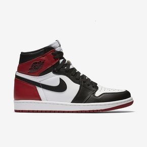 Air Jordan 1 OG Black Toe 黑脚趾 555088-125