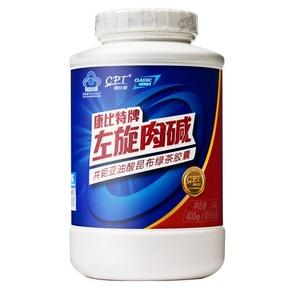 康比特 左旋肉碱 共轭亚油酸昆布绿茶胶囊 3010218