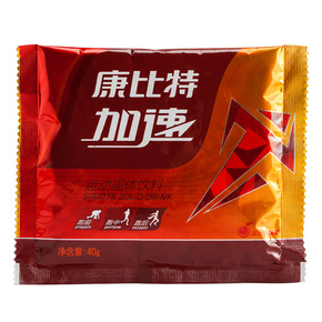 康比特 加速运动固体饮料(混合水果味)40g 03010508