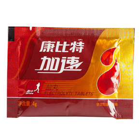 康比特 加速盐丸 紧实型压片糖果 4g 03010507