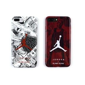 【定制】灌篮高手 X Air Jordan 软硅胶手机壳 for iPhone6/7/PLUS