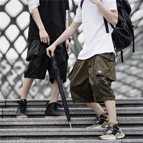 CATSSTAC 19SS 轻量化大口袋机能短裤