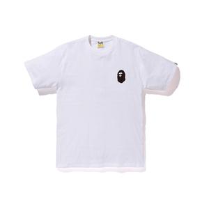 BAPE 新款背后徽章T恤 男款