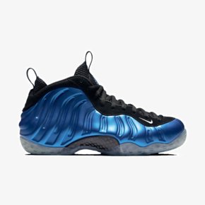 "Foamposite One OG ""Royal"" 经典蓝喷 895320-500"