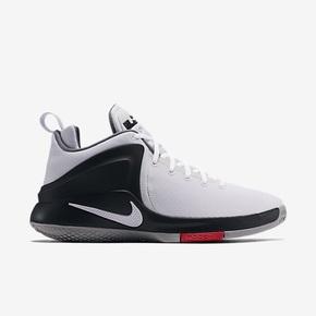 Nike Zoom Witness 黑白 884277-100