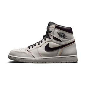 "Nike SB x Air Jordan 1 OG ""Light Bone""联名AJ1刮刮乐 CD6578-006(2019.5.25发售)"