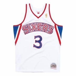 Mitchell&Ness Swingman NBA 复古球衣 艾弗森 76人3号 球迷版球衣