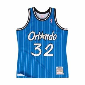 Mitchell&Ness Swingman NBA 复古球衣 奥尼尔 魔术32号蓝色