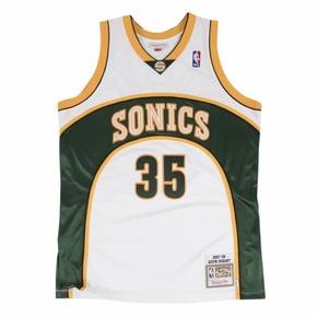 Mitchell&Ness Swingman NBA 复古球衣 杜兰特 超音速35号白色