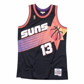 Mitchell&Ness Swingman NBA 复古球衣 纳什 太阳13号黑色
