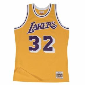Mitchell&Ness Swingman NBA 复古球衣 约翰逊 湖人32号