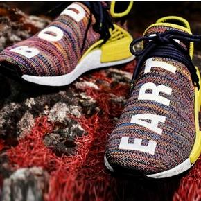 Adidas NMD Hu Trail 菲董 彩虹 AC7360