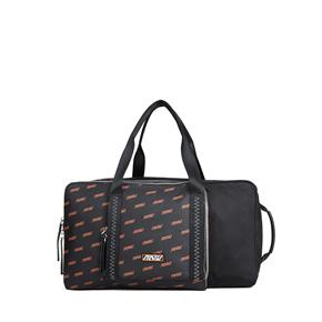 OMTO 女包出行街头潮流简约便携手提包韩版休闲旅行包