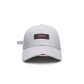 OMTO 女款帽子棒球帽韩版百搭潮酷欧美街头遮阳情侣鸭舌帽