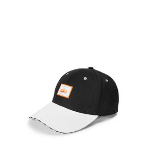 OMTO 帽子女棒球帽韩版时尚刺绣鸭舌帽保暖冬帽女潮流运动女帽