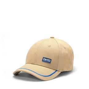 OMTO 帽子男女字母个性潮牌拼接嘻哈棒球帽遮阳保暖鸭舌帽