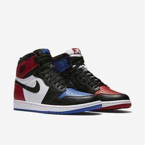 "Air Jordan 1 OG ""Top 3"" what the配色 555088-026"