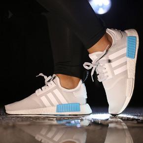 Adidas NMD Runner 3M 白蓝 S80207