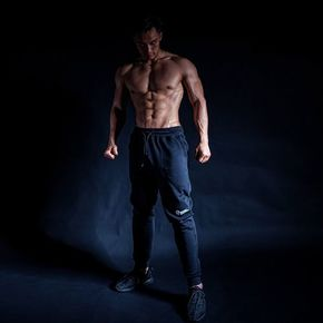 Monster Guardians 勇士系列春夏运动跑步训练束口长裤 | WARRIOR(21)251670 A98005 9A03/4/5