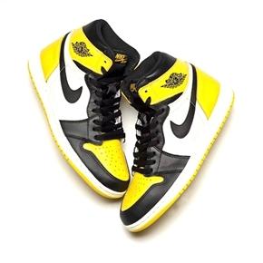 定金预售!Air Jordan 1 Yellow Toe AJ1 OG 黑黄脚趾 AR1020-700