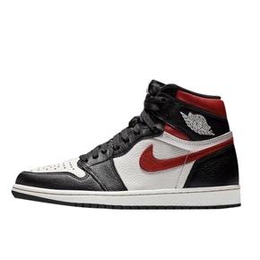 定金预售!Air Jordan 1 Retro High OG Gym Red AJ1新黑红脚趾 555088-061