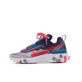预售!Nike REACT ELEMENT 87 蝉翼跑鞋 CJ6897-061(5月25号发货)