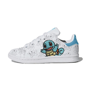 Adidas x Pokémon 宝可梦皮卡丘杰尼龟休闲板鞋 FW0085