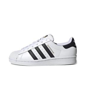 Adidas三叶草Superstar黑白金标贝壳头 2019款 FU7712/EG4958