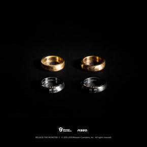 Monster Guardians Lab 高性能实验室系列丨品牌定制钛钢戒