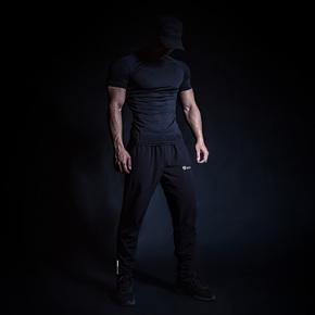 Monster Guardians DARKNIGHT SERIES 暗夜系列男子梭织薄款运动长裤 暗夜机能系列 (21)25176A A98002