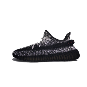 Adidas Yeezy Boost 350 V2 侃爷椰子350黑天使满天星 FU9007