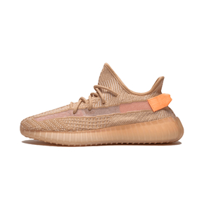 香港仓秒杀!Adidas YEEZY BOOST 350 V2 Clay 粘土 美洲限定 EG7490