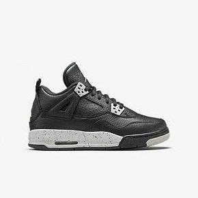 """Air Jordan 4 GS """"Oreo"""" 408452-003"""