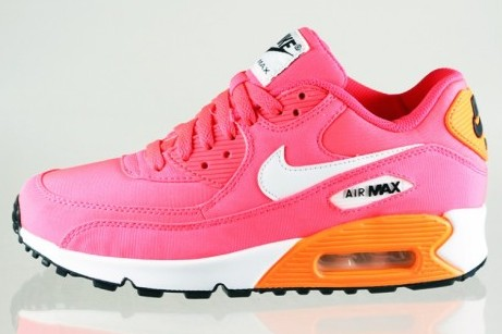 Nike Air Max 90 Damenschuh Schwarz from Nike on 21 Buttons