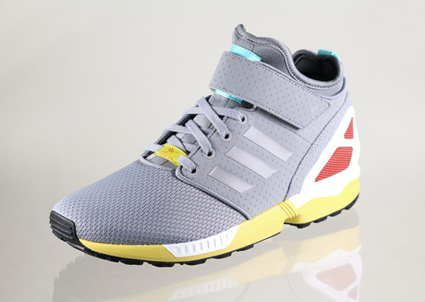 adidas Originals ZX Flux NPS MID | 当客|球鞋图库|跑鞋图库
