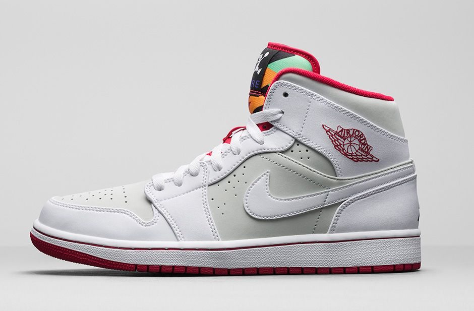 official photos c693f d3f81 AIR JORDAN 1 RETRO MID (球鞋档案)