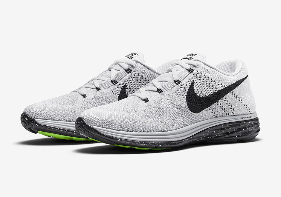 seleccione para auténtico más popular super barato se compara con Nike Flyknit Lunar 3 | 当客|球鞋图库|跑鞋图库|运动装备图片大全