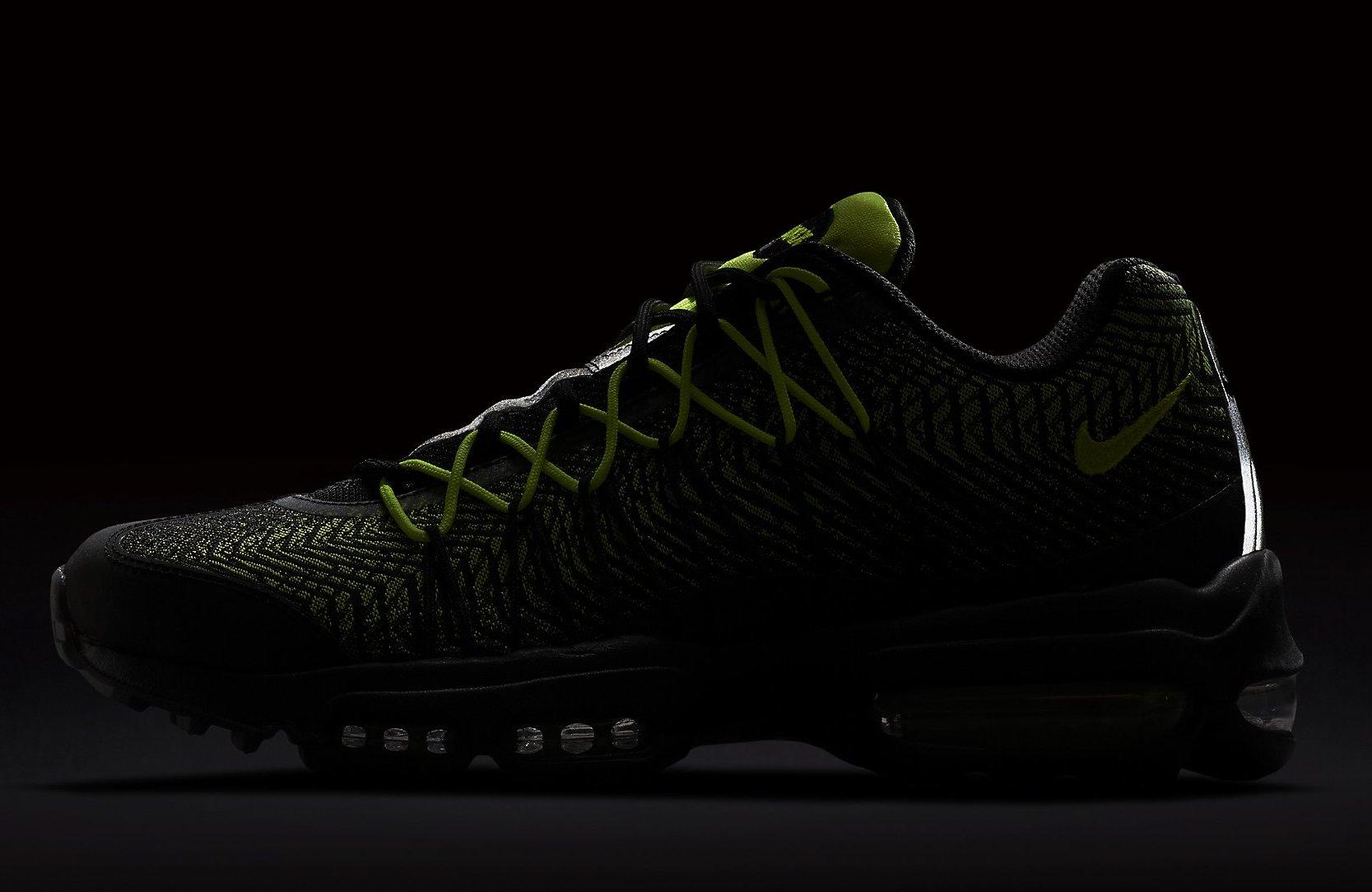 6d2f3c01d34 Nike Air Max 95 Ultra Jacquard (球鞋档案)