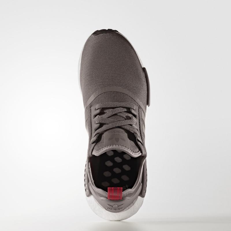 俯视鞋子矢量图
