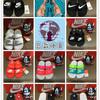 Nike BENASSI JDI 黑色字母 耐克拖鞋 忍者双绑带阴阳鸳鸯拖鞋