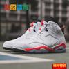 雷恩Air Jordan 6 Retor乔6 AJ6樱木花道红外线篮球鞋384664-123
