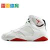 雷恩体育 Air Jordan 7 Hare AJ7 乔7 兔八哥 男女鞋 304775-125