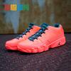雷恩体育Air Jordan 9 retro Low 乔AJ9橘红男子篮球鞋832822-805