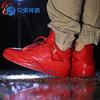 兄弟体育 Air Jordan 11 Lab4 Red 乔4 大红全红漆皮 719864-600