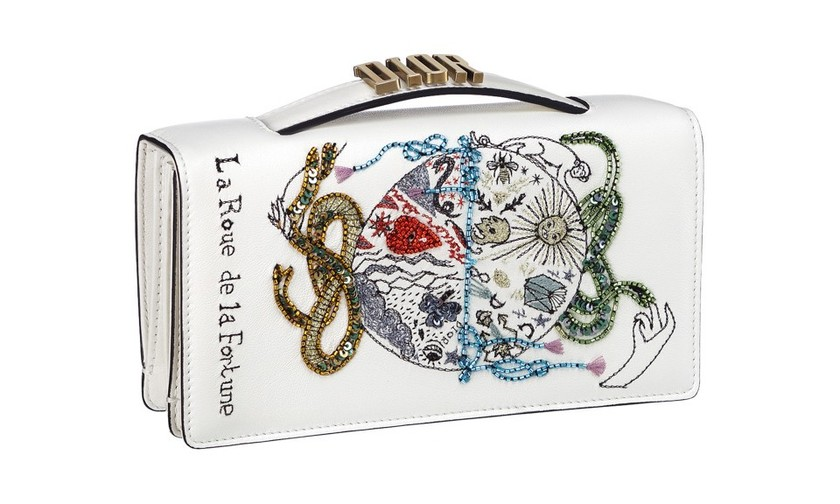 dior 以 12 星座,塔罗牌为灵感设计手袋