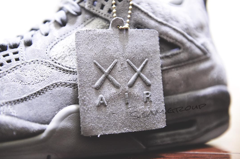 Air Jordan 4 x Kaws Pre-Order 12 guaranteed!